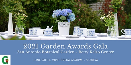 Garden Awards Gala tickets