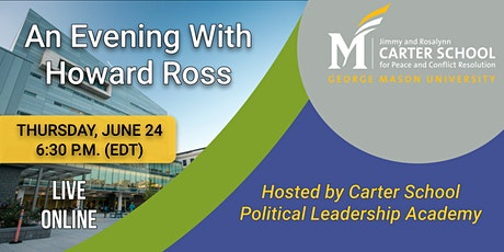 An Evening With Howard Ross tickets
