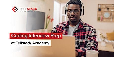 Coding Interview Prep tickets