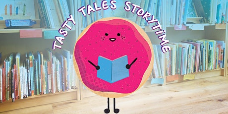 Rediscovered Books Tasty Tales DELUXE Storytime - Boise tickets