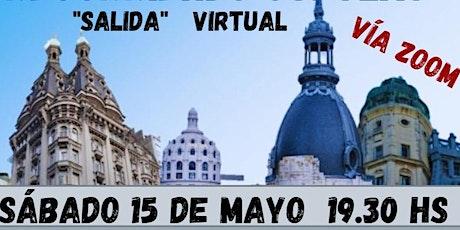 Recorriendo cúpulas  de  Buenos Aires  desde tu casa entradas