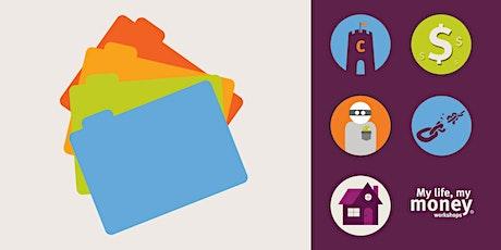 Virtual Organize Your Finances - 7/29 tickets