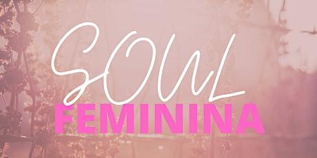 Conferência Soul feminina ingressos