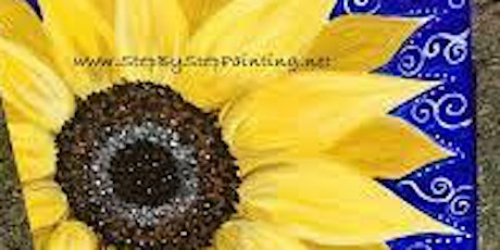 Lets Paint Sunflower Take & Make Event tickets