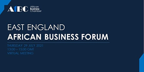 AfBC - East England African Business Forum tickets