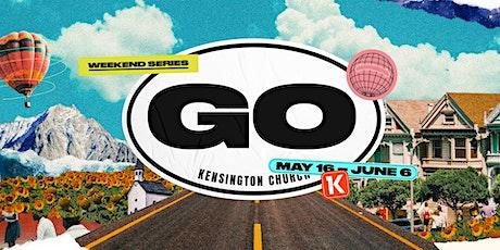 Go! | Orion Campus - Kensington Church tickets