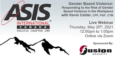 Gender Based Violence with Kevin Calder tickets