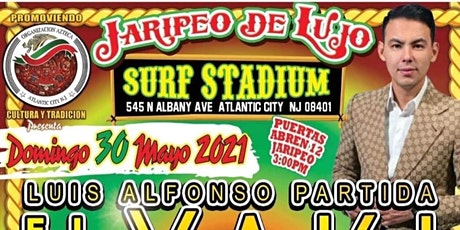 Jaripeo de Lujo en Atlantic City tickets