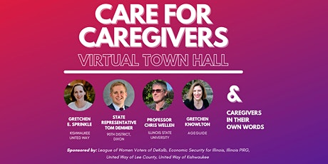 Care for Caregivers: Northern Illinois Virtual Town Hall tickets