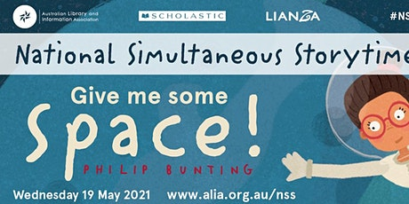 National Simultaneous Stoytime – Macquarie Regional Library tickets