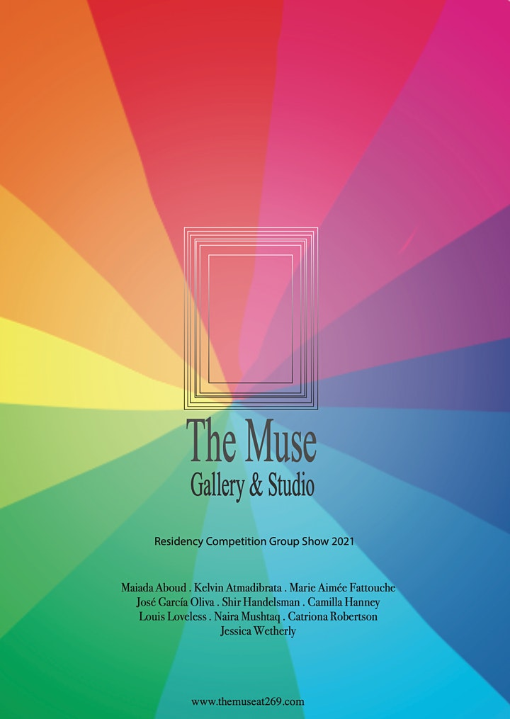 The Muse Residency 2021 Group Show image