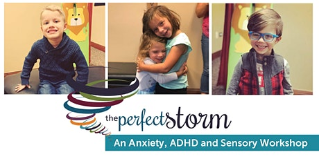 An Anxiety, ADHD and Sensory Workshop tickets