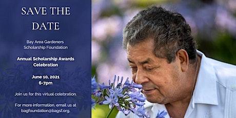 Annual Scholarship Awards Virtual Celebration tickets
