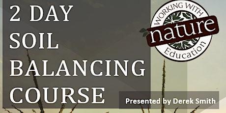 Soil Balancing Course tickets
