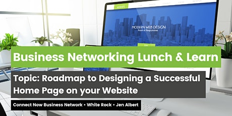 Business Networking: Roadmap to Designing a Successful Home Page tickets