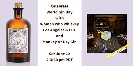 Monkey 47 Gin: World Gin Day w/ Women Who Whiskey Los Angeles & Long Beach biglietti