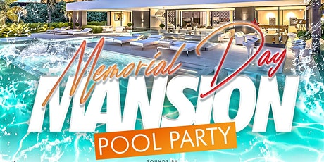 100SUMMERSLA   MANSION POOL PARTY tickets
