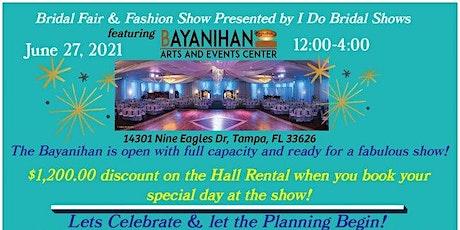 I DO Bridal Fair & Fashion Show tickets