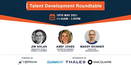 Talent Development Roundtable tickets