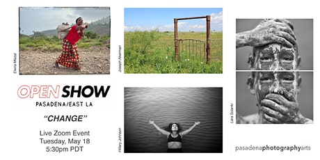 Open Show Pasadena/East LA #37 tickets