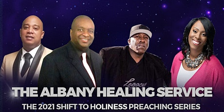 The Albany Healing Service 2021 tickets