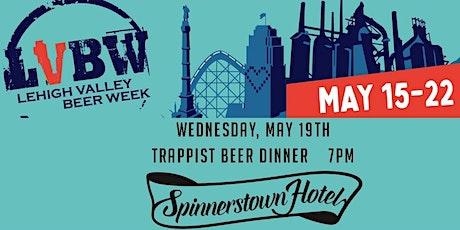 Trappist Beer Dinner tickets
