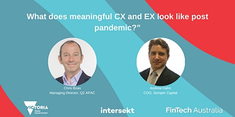 What does meaningful CX and EX look like post pandemic? tickets