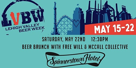 Beer Brunch with Free Will and McCall Collective tickets