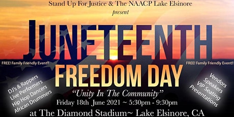 Juneteenth Celebration - Unity In The Community tickets
