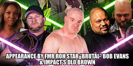 RMP Charged TV Taping - LIVE Pro Wrestling tickets