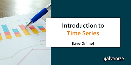 Introduction to Time Series [Live-Online] tickets
