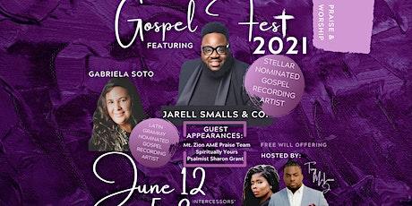 Gospel Fest 2021 tickets