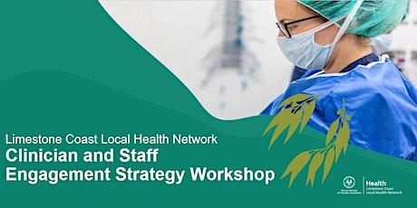 LCLHN Clinician & Staff Engagement Strategy Workshop tickets