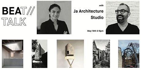 BEAT (Virtual) Talk with Ja Architecture Studio tickets