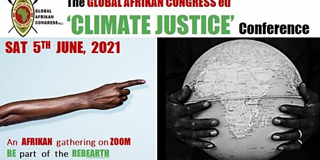 GACeu Climate Justice Conference tickets