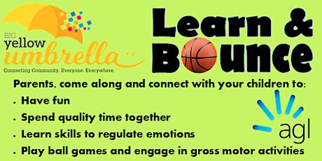 Learn & Bounce Playgroup tickets