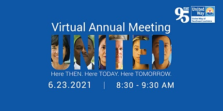 UWSELA's 2021 Virtual Annual Meeting tickets