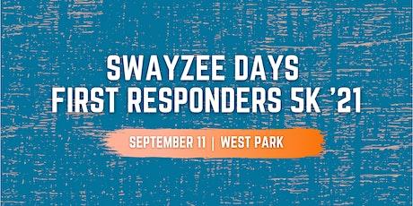 Swayzee Days First Responders 5K tickets