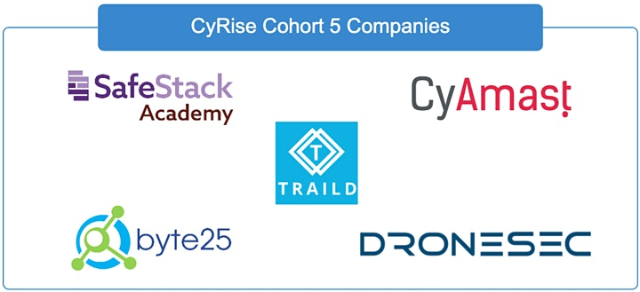 CyRise Virtual Demo Day, September 2021 image