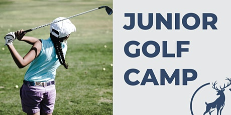 Ledgeview Junior Golf Camp - Level 1+2 Split tickets