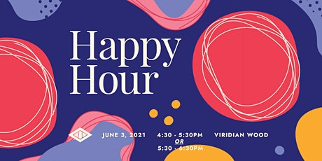 IIDA Oregon Chapter - 2021 June Happy Hour - 5:30-6:30PM Time Slot tickets