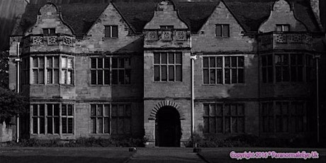 St Johns Museum Warwick Ghost Hunt Paranormal Eye UK tickets