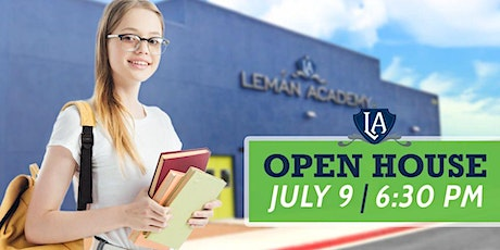 Open House Leman Academy of Excellence Mesa tickets