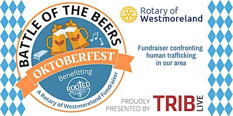 ROW's Battle of the Beers Oktoberfest tickets