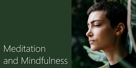 Meditation and Mindfulness tickets