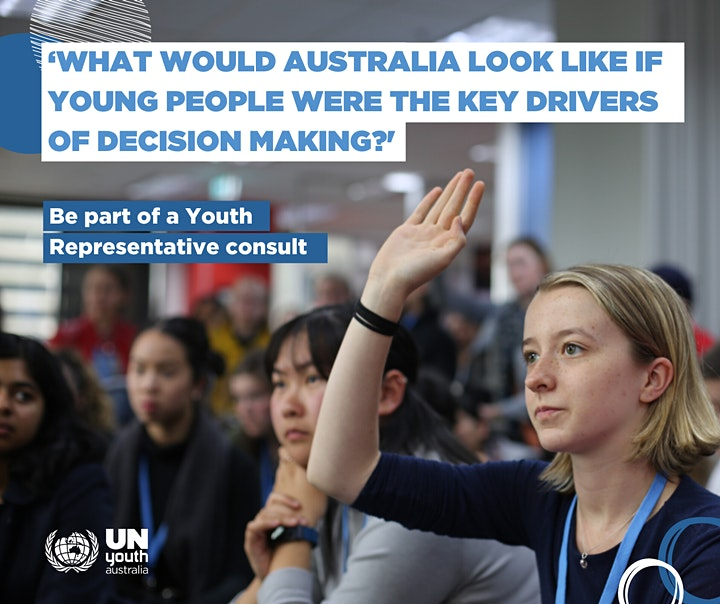 Banyule & Nillumbik United Nations Youth Consultation with Lucy Stronach. image