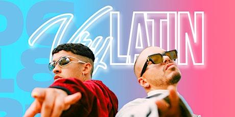 VryLATIN :  A LATIN MUSIC EXPERIENCE tickets