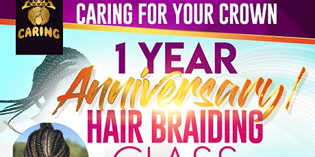 Caring For Your Crown  1 Year Anniversary tickets