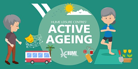 Town Hall Broadmeadows - Free Active Ageing Celebration tickets