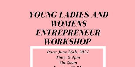 Womens Entrepreneur Workshop tickets